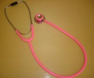Stethoscope_pink